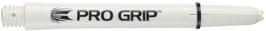 1 Sets (=3 Stück) PRO-GRIP Shaft weiß, lang