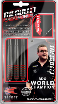 THE BULLET BLACK MAGNUM,  20g