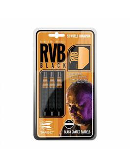 Barney RVB Black, Steeldart  22g & 24g