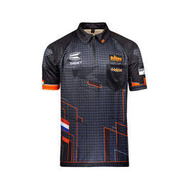 Raymond van Barneveld OFFICIAL COOLPLAY SHIRT 2019