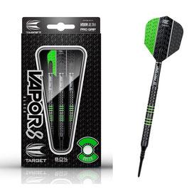 Target VAPOR 8 Black 80% Tungsten Softdart, 18g