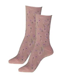 Socken Baumwolle Pusteblumemotiv Bleuforêt 6250