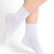 Socken mit Rollbündchen Bleuforêt 6593