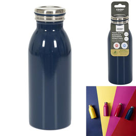 BOUTEILLE ISOTHERME BLEUE