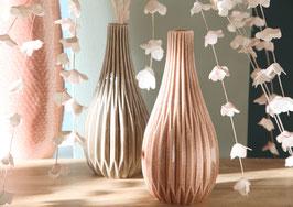 Vase simpla rose