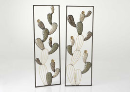 Décor mural cactus