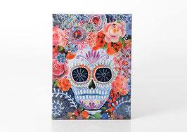 Toile Dia de muertos mexicano