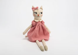 CHAT LOUISE - H. : 50 CM