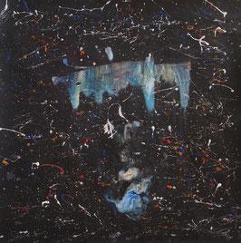 Sparkle 30x30 Acryl on Paper
