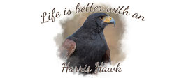 Harris  Hawk Spruch