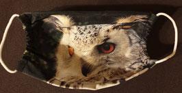 Sibirischer Uhu Maske