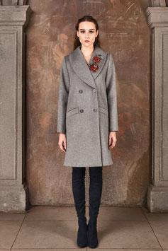 Mantel aus 100% Wolle (kk-9056)