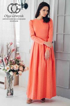 Kleid Lera von Olga Grinyuk