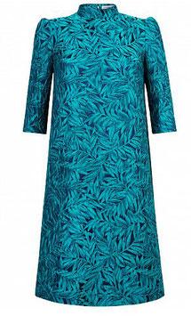 Schickes Kleid aus italienischem Jacquard (kk-7590)