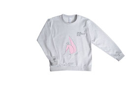 Turn on las Candelitas for me Corazón Sweatshirt