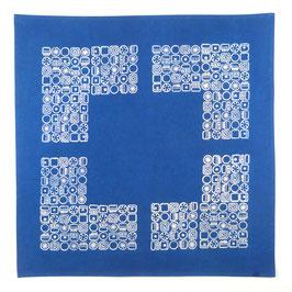 Tischdecke 60 x 60 Design:  W 2
