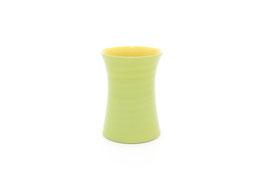 Farbenfroh - Vase gerade - mittel