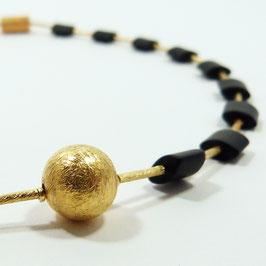 ONYX Collier gold