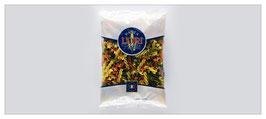 Pasta LORI : Fusilli tricolore // Трицветен фузили gr 500