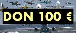 DON 100 € DEDUCTIBLE IMPOTS REVENUS 2020