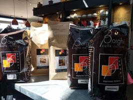 Cafés Borghi - Paquet d'un kilo