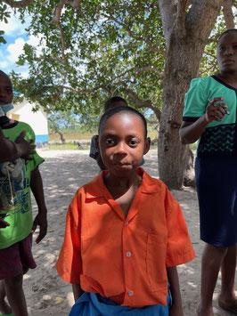 Sponsorship Mariam Mangale (Girl, age 9)