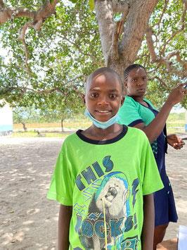 Sponsorship Hassan Vura (Boy, age 14)