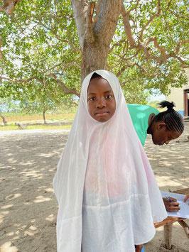 Sponsorship Fatuma Mwasomba (girl, age 10)