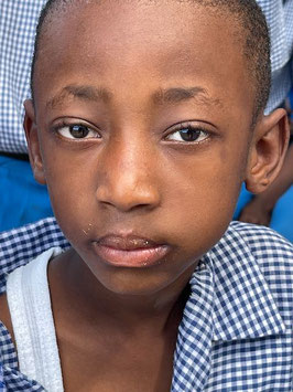 Sponsorship Hamza Ali (Boy, age 6)