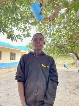 Sponsorship Lewa Hussein (Boy, age 17)