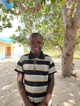 Sponsorship Hussein Vura (young man, age 16)