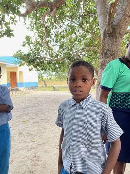Sponsorship Bakari Massudi (Boy, age 10)