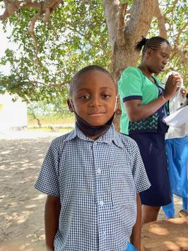 Sponsorship Kazungu Karisa (Boy, age 7)