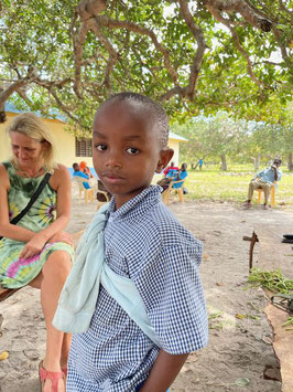 Sponsorship Juma Iddi (boy, age 7)