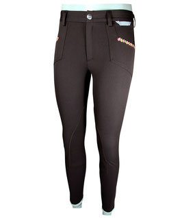Alaska Flower - Ladies breeches with knee patches