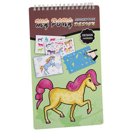 "Horse Stencils ""My Pony"""