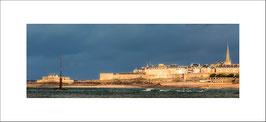 Impression photo pour cadre panoramique 50x23