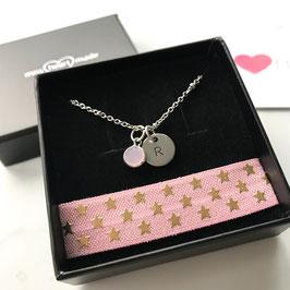 Armband Angebot rosé Star