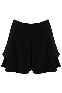 Flowing Shorts schwarz