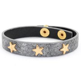 Armband Sterne Gold