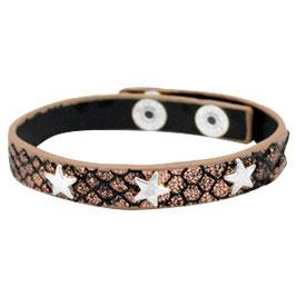 Armband Sterne Rosé
