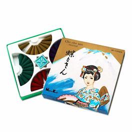 4 kinds incense corns Cho cho san