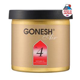 Gel thơm Gonesh - Mùi hương số 4