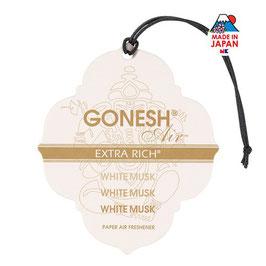 Card thơm Gonesh - Mùi xạ hương trắng