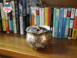 Lư sứ đốt hương Hanatsume