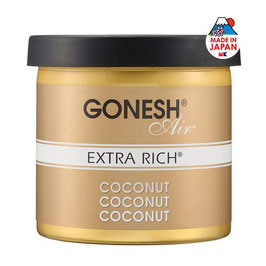 Gel thơm Gonesh - Mùi hương dừa