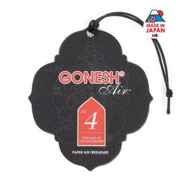 Card thơm Gonesh - Mùi hương số 4