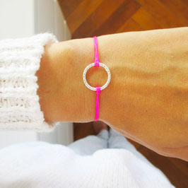Karma Armband | Sterlingsilber