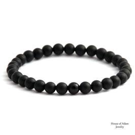 Im an blackatraoz! Armband Onyx | 6mm