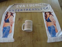 """TASSE - Eva Luginger mit Cover """"UNZERTRENNLICH"""""""